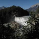 Wapta Falls, Kicking Horse River, Yoho National Park